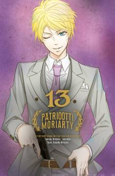 Patriootti Moriarty 13