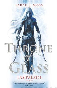 Throne of glass : Lasipalatsi