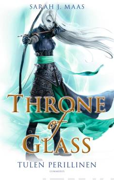 Throne of glass : Tulen perillinen